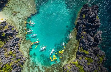 S'ÉMERVEILLER AUX PHILIPPINES